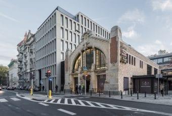 Biuro JEMS Architekci z nagrodą Property Design Awards 2018 za Halę Koszyki!