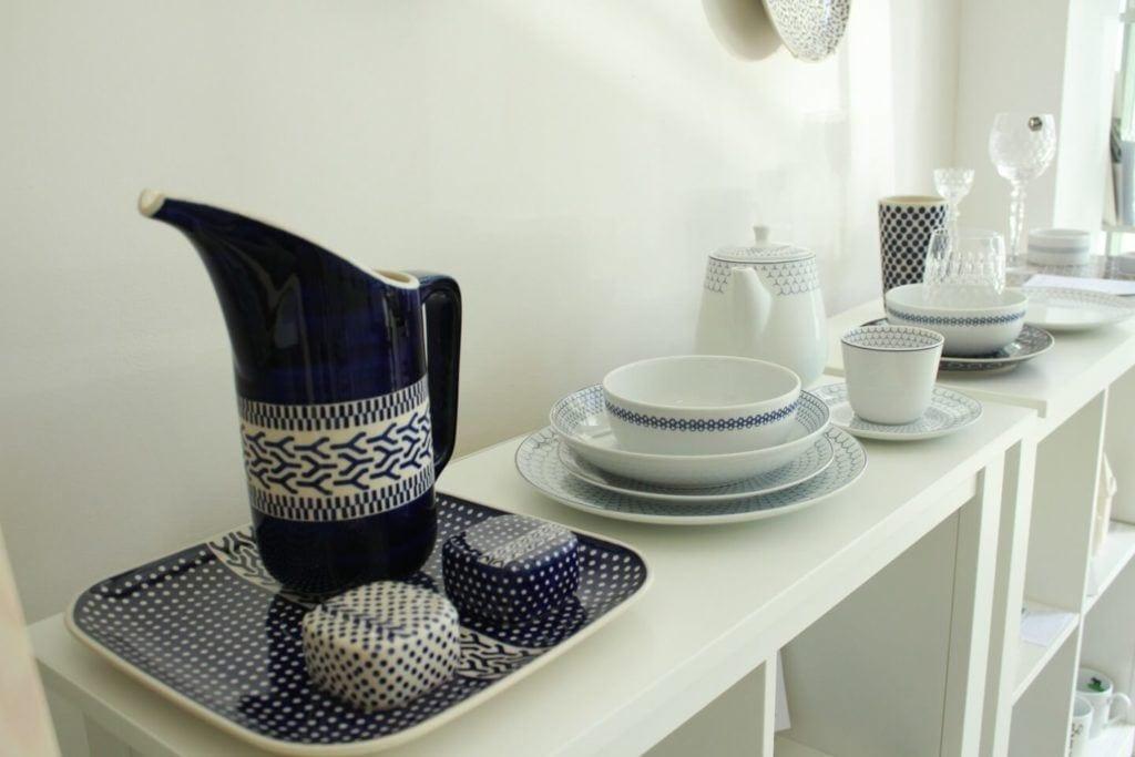 Porcelanowa sklep z polską ceramiką