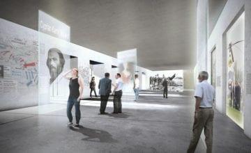 Centrum Edukacji Historycznej w Radzyminie – nowy projekt pracowni Mirosława Nizio