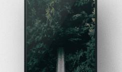 Kolekcja plakatów od Scandi Posters