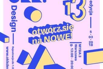 13. edycja OKK! design już wkrótce!