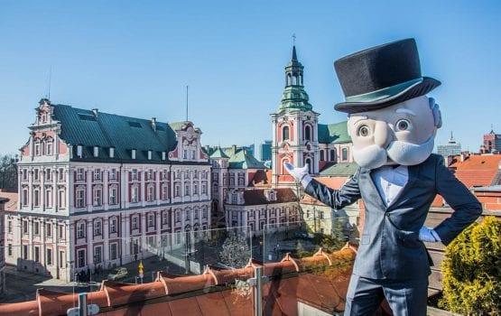 Poznań będzie miał swoją edycję Monopoly