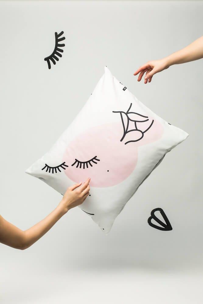 Pościel Free Love - projekt marki Hop Design