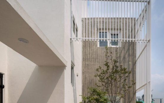 Zmiennokształtny dom od Raum
