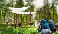 Wygoda hotelu w lesie od Marek+Sikora Architektura