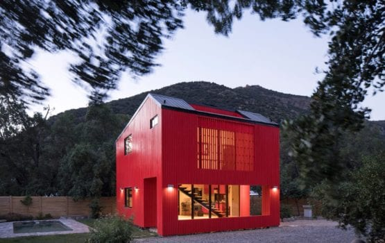 Szkarłatny dom – The Red House