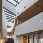 Wnętrza Renaissance Warsaw Airport Hotel projektu JEMS Architekci