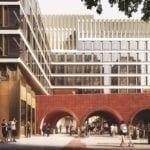 Kompleks miejski budynków mieszkalnych i biurowych Browary Warszawskie