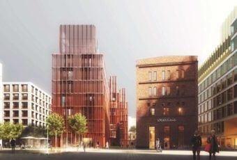 Browary Warszawskie – projekt pracowni JEMS Architekci