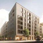 Pracownia JEMS Architekci i kompleks miejski budynków mieszkalnych i biurowych Browary Warszawskie