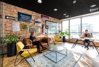 Neon Innovation Hub, to miejsce gdzie tworzą się idee