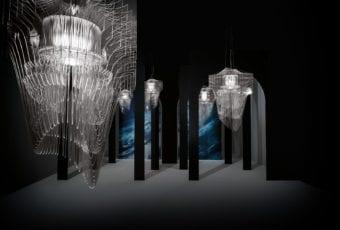 Ikony designu: Aria projektu Zaha Hadid