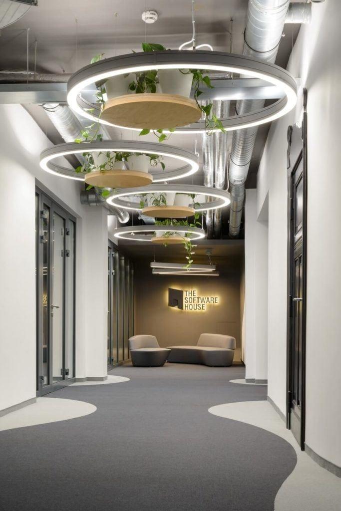 Siedziba IT The Software House - projekt Zalewski Architecture Group