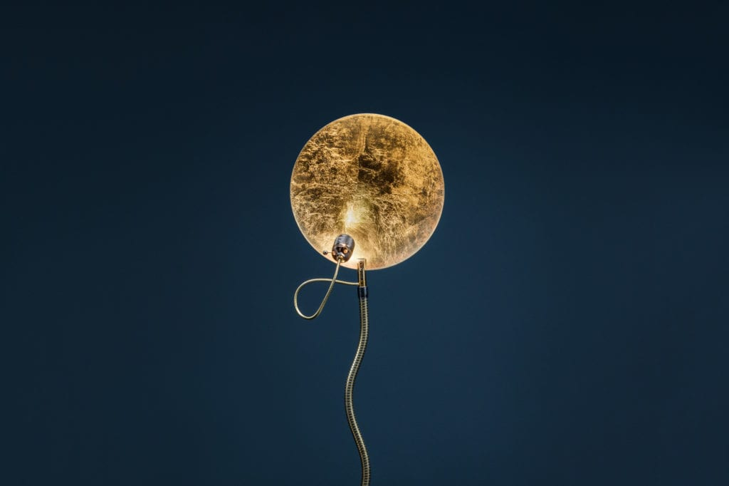 Lampa marki Catellani & Smith model Luce Oro