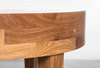 Raw – stolik Pieces Light