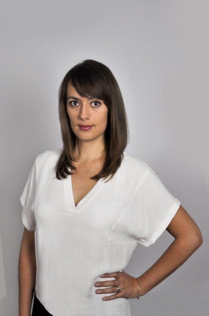 Dominika Drezner projektantka grzejnika Koliber dla marki Luxrad