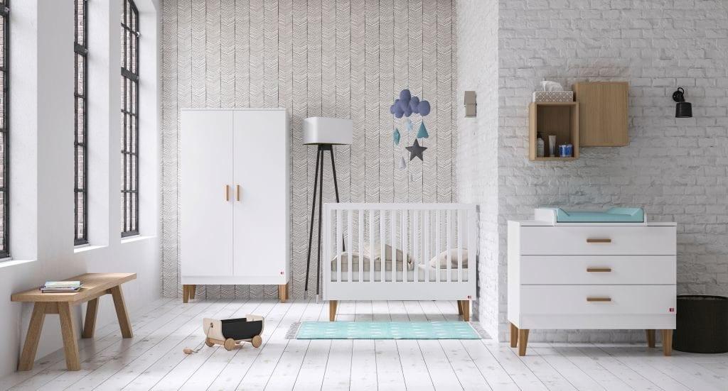 Kolekcje mebli dla dzieci - VOX Lounge Biały