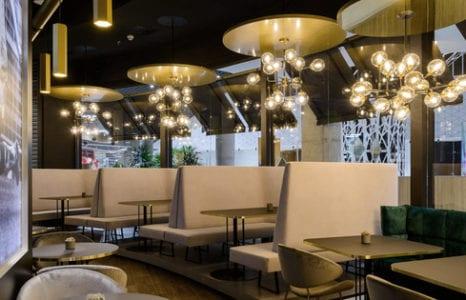 BRAND'YS Design dla Food and Ball by Arkadiusz Milik