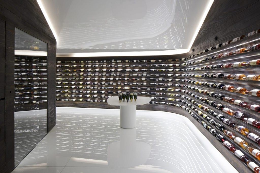 Arthur Casas i projekt winiarni
