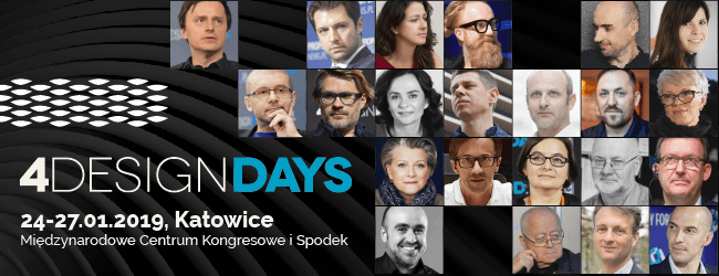 4 Design Days - co inspiruje i kreuje światowe trendy w architekturze i designie?