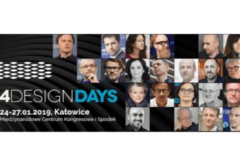 Co inspiruje i kreuje światowe trendy w architekturze i designie? Dowiedz się na 4 Design Days