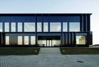 Siedziba firmy Pivexin Technology projektu Mus Architects