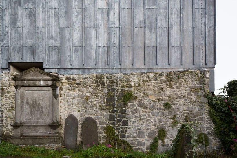 Sakralny obiekt zamieniony na muzeum w kościele