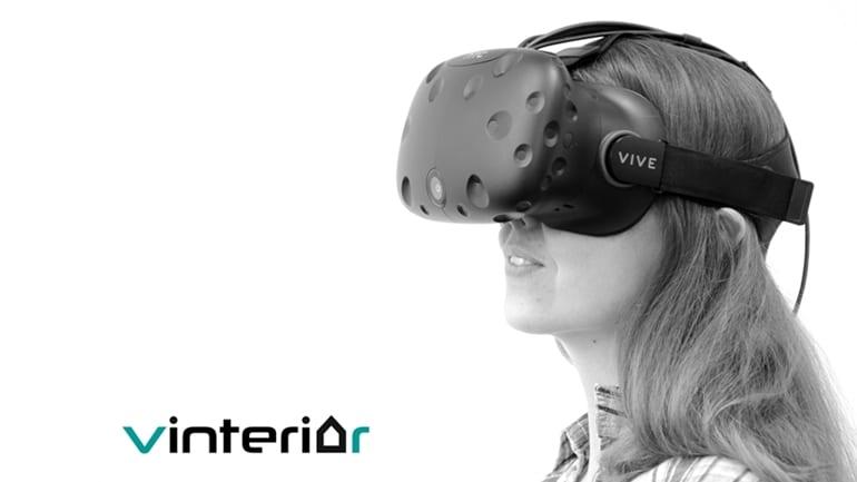 Vinterior to marka zajmującą się przygotowaniem interaktywnych prezentacji VR wzbogaconych o ruch i dźwięk