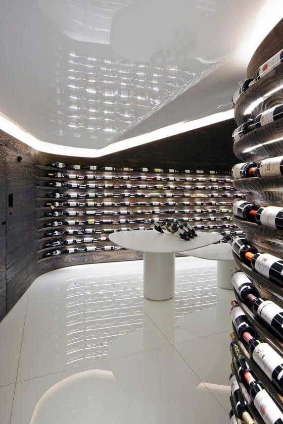 Wina w winiarni Mistral