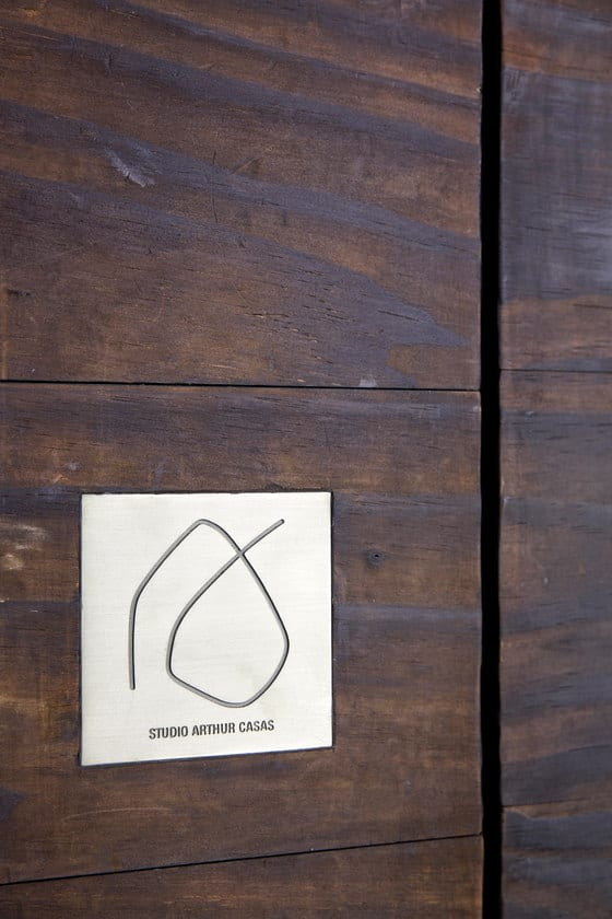Projekt Arthur Casas, winiarnia i sklep