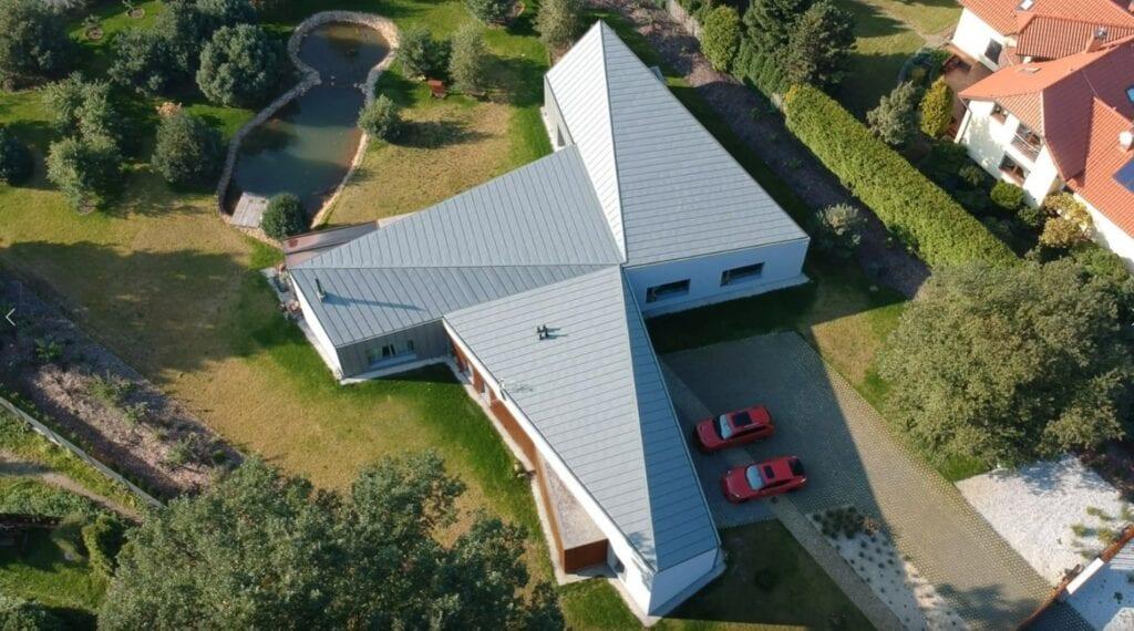 FAN-CY-HOUSE, czyli dom zainspirowany wiatrakiem od łódzkiej pracowni 3DPROJEKT