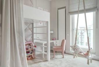 Katarzyna Kraszewska i apartament na warszawskim Powiślu