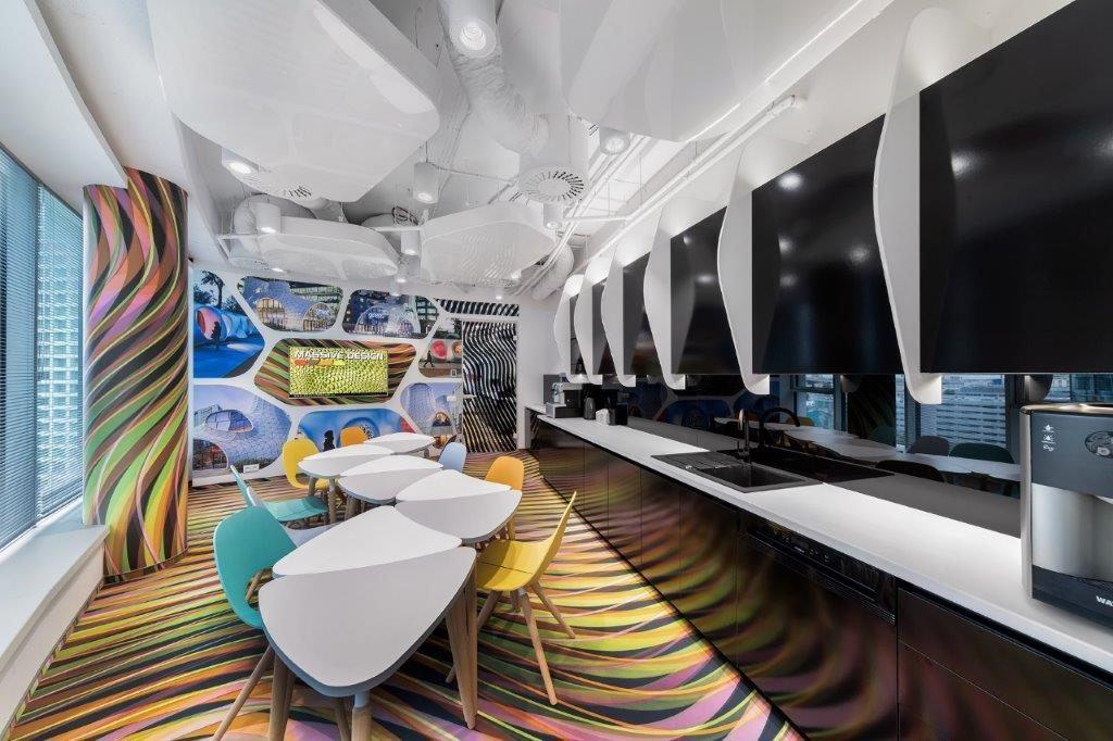 Pracownia Massive Design - nowoczesność i futuryzm