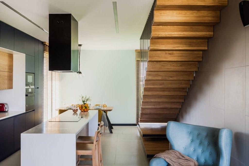 Dom w otulinie parku krajobrazowego od Zona Architekci