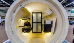 OPod Tube Housing – 10-metrowe mieszkanie w rurze