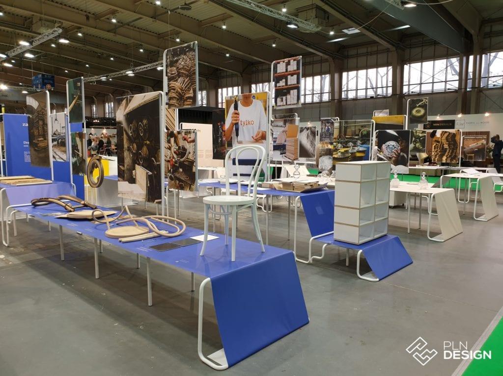 Arena Design 2019 i wystawa - Zasoby. Od materiałów do produktów