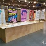 Plakaty na wystawie Projektanci Roku Arena Design 2019