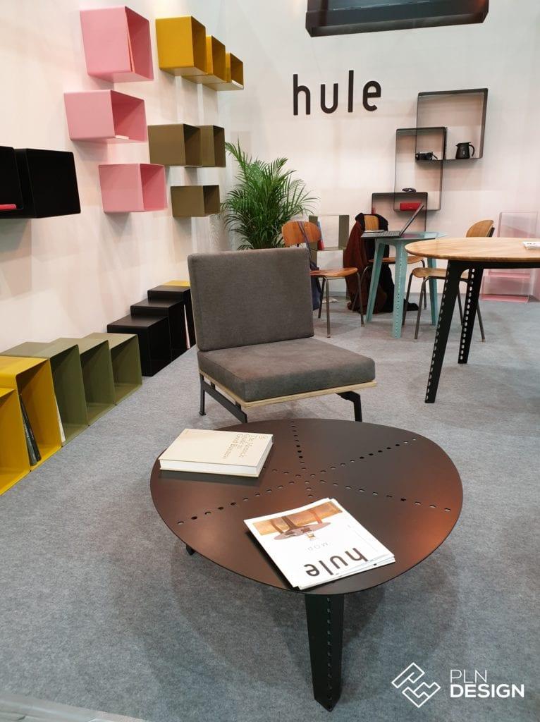 Stoisko marki hule podczas Arena Design 2019