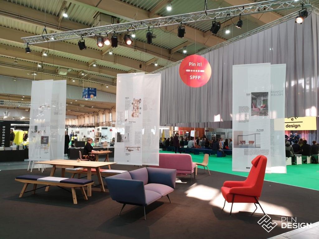 Wystawa w Poznaniu podczas Arena Design 2019