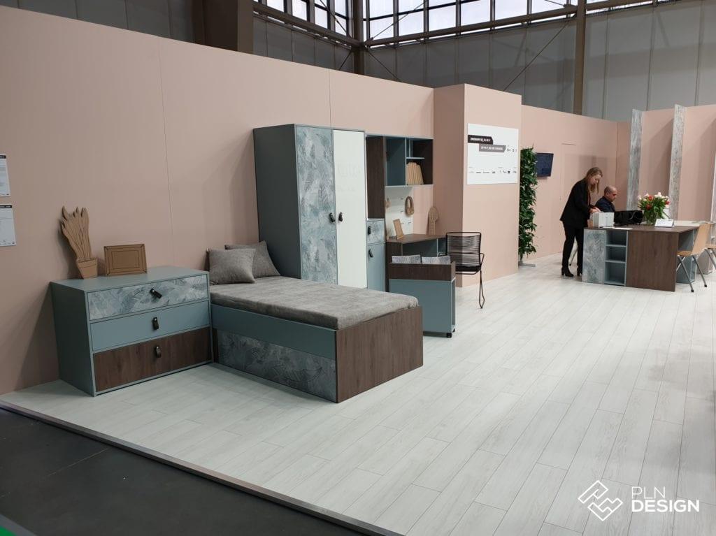 Stoisko Uniwersytetu Artystycznego w Poznaniu na Arena Design 2019