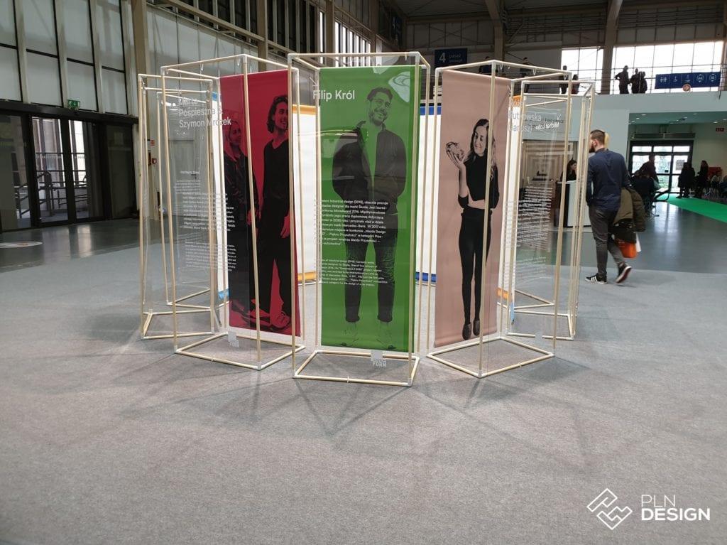 Wystawa na Arena Design 2019