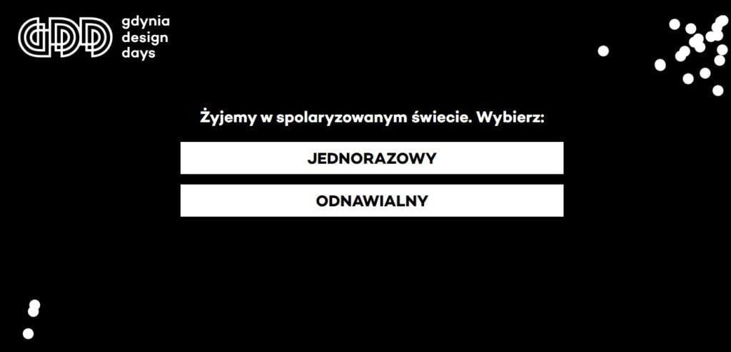 Nowa identyfikacja Gdynia Design Days