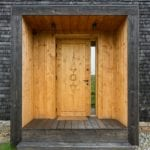 Front domu Pasterska Chata projektu Hola Design