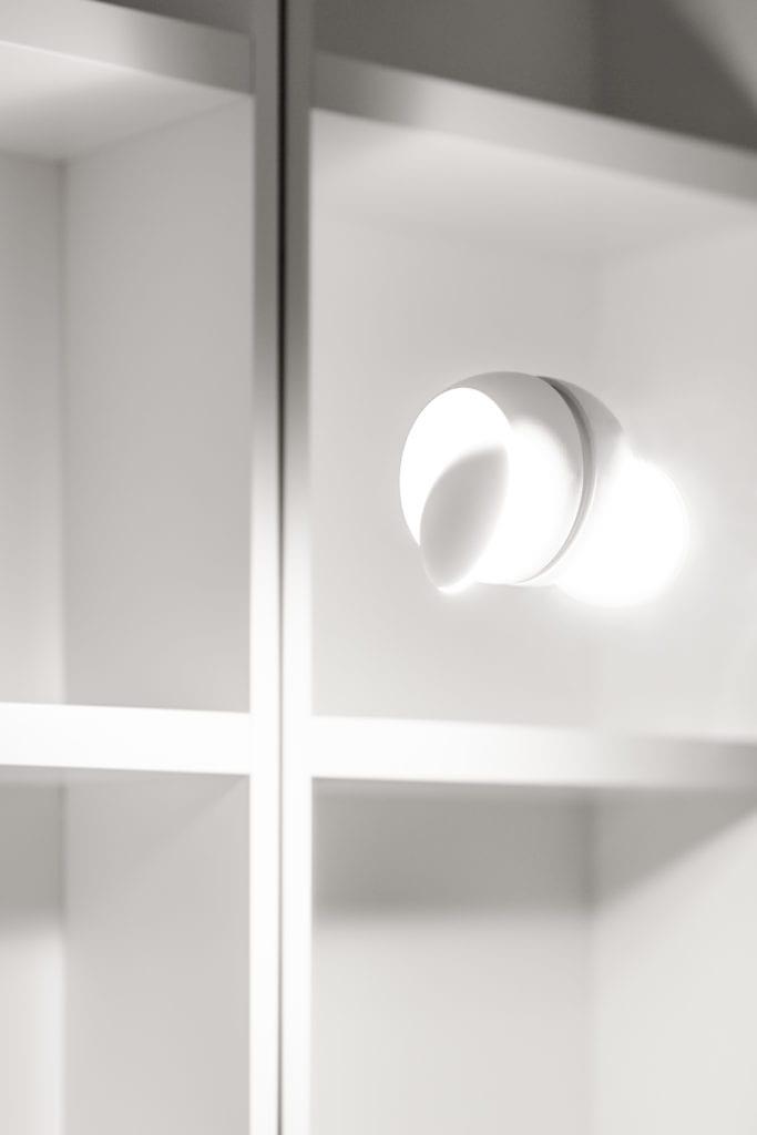 Światło w mieszkaniu