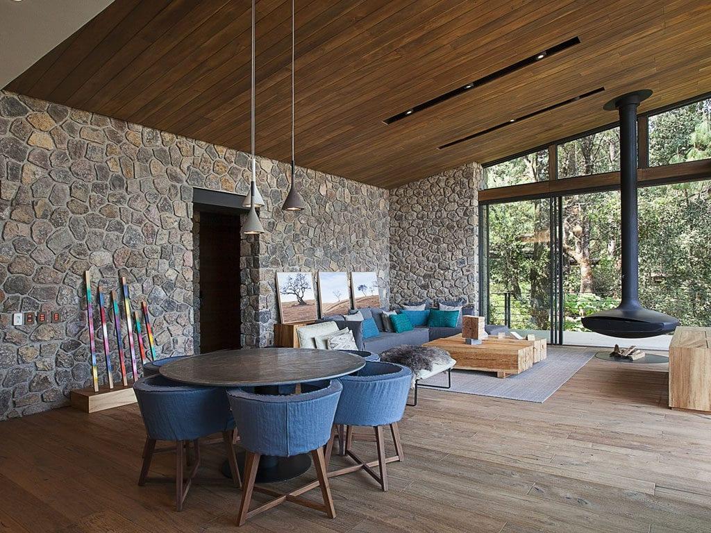 Meksykański las, a w nim rodzinne Rancho Cerro Gordo