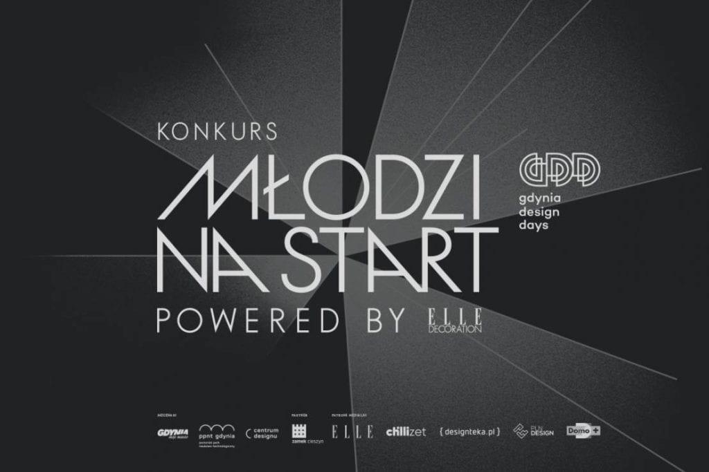 Redakcja ELLE Decoration rozpoczyna 8. edycję konkursu Młodzi na Start!