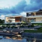 Dom z pięknym widokiem zaprojektowany przez JMW Architekci