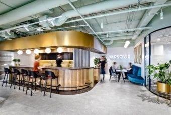 Biuro Ceetrus – przestrzeń pracy w stylu mid-century