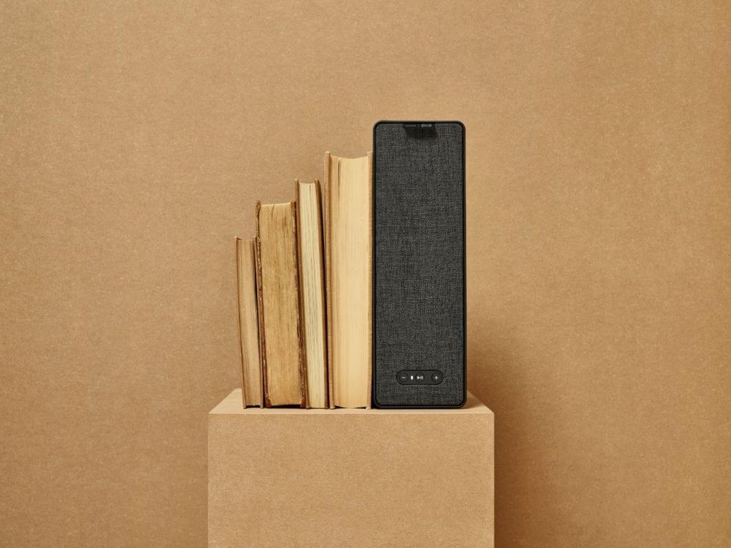Półka, która jest również głośnikiem - kolekcja SYMFONISK Ikea & Sonos