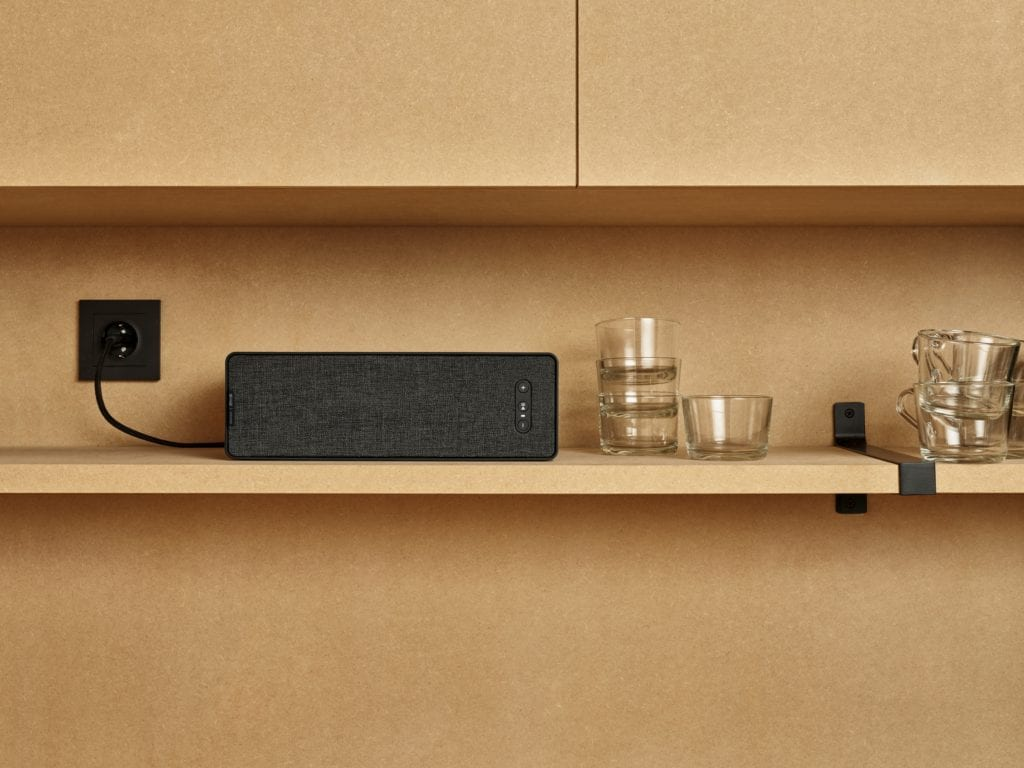 Mała półka, która jest również głośnikiem - kolekcja SYMFONISK Ikea & Sonos